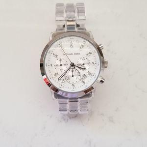 Michael Kors Clear Watch